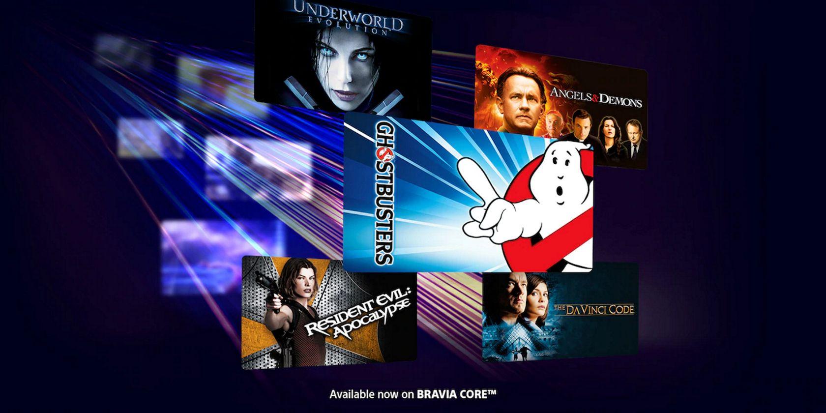 Sony Announces Bravia Core, a Near-Lossless Streaming Service