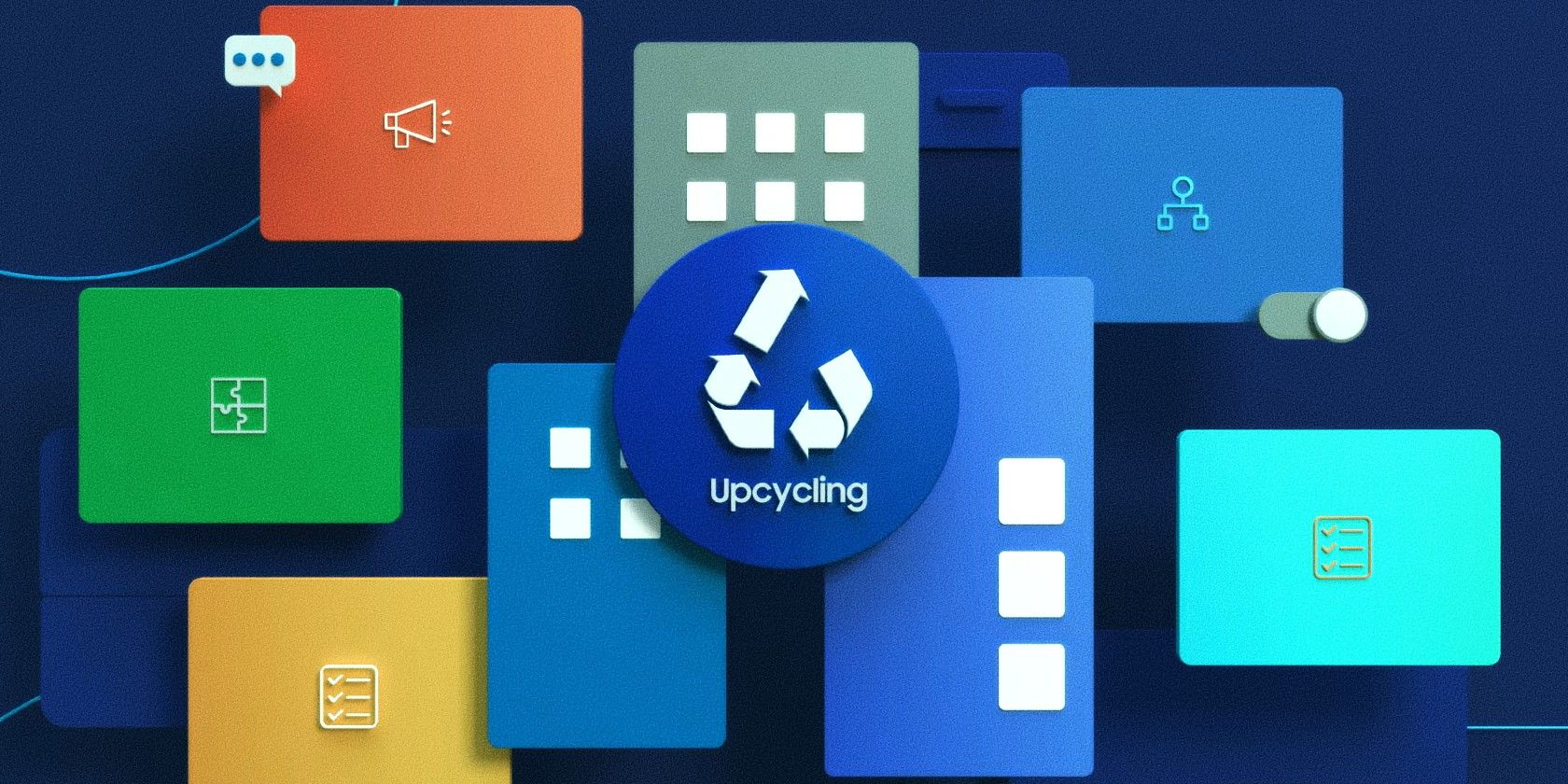 """Samsung Breathes Life Into Old Hardware With """"Upcycling at Home"""" Scheme"""