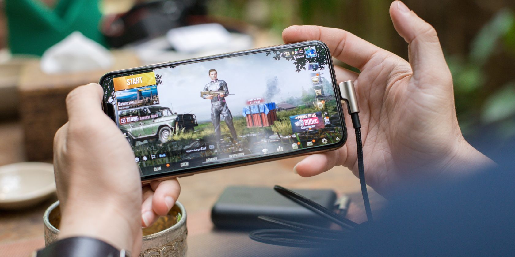 Do Android Phones Make Good Handheld Game Consoles?
