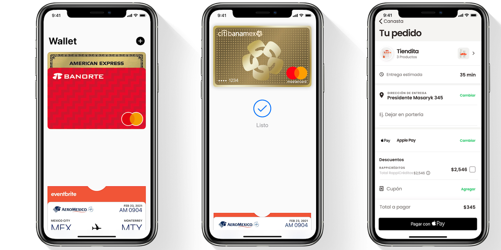 Apple Pay Finally Launches in Mexico, Its 61st Country