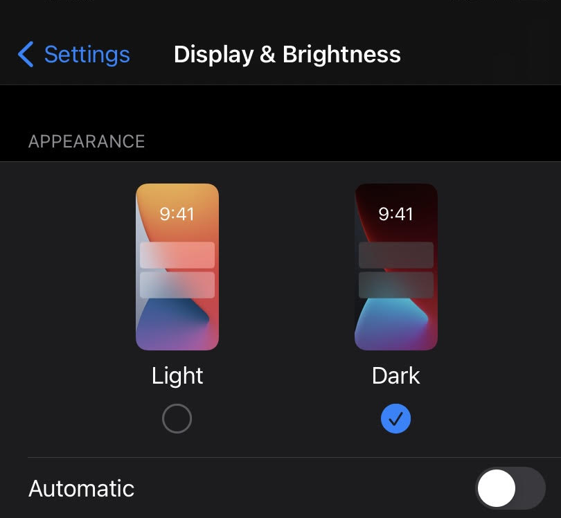 Using Your iPhone at Night: Dark Mode Tips You Should Know About