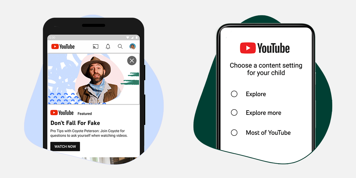 YouTube Launches Supervised Accounts for Parents of Tweens and Teens