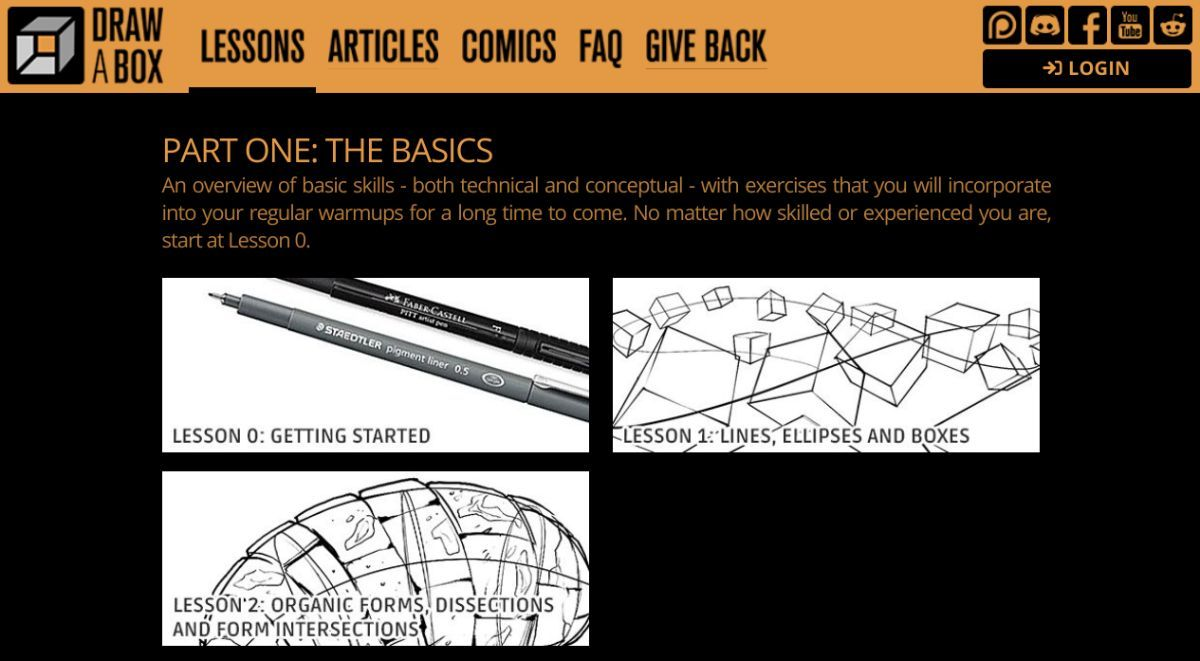 5 Free Apps and Sites to Learn How to Draw Online for Beginners or Artists