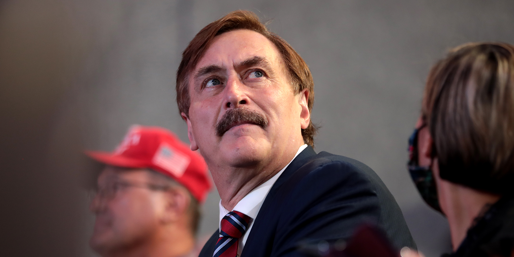 The MyPillow Guy Is Launching His Own Social Media Platform