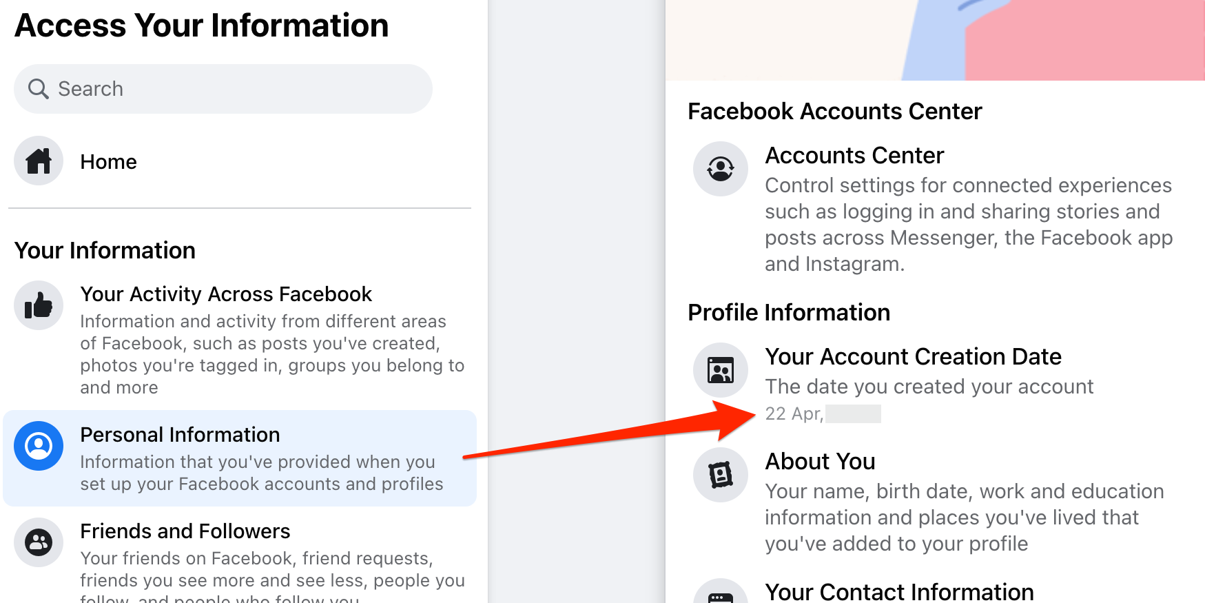 How to Find the Exact Date You Created Your Facebook Account