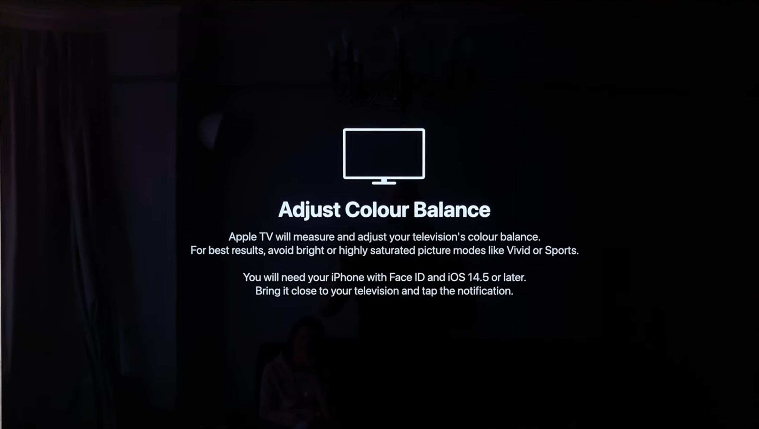 How to Use an iPhone to Calibrate Apple TV Colors