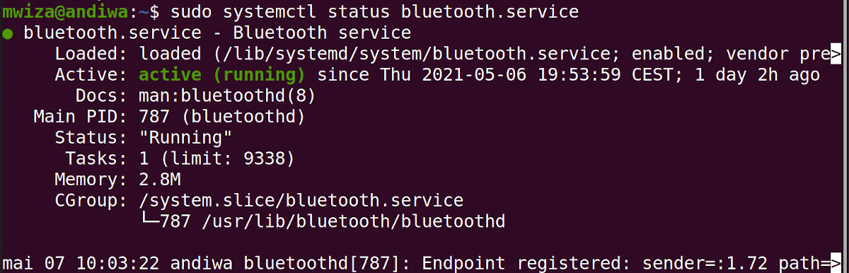 How to Manage Bluetooth Devices on Linux Using bluetoothctl