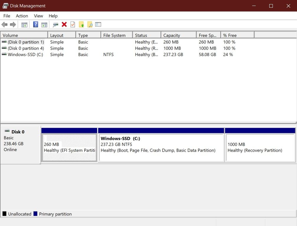 6 Ways to Fix the SSD Not Recognized Error in Windows 10