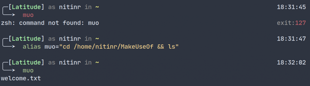Type Less, Do More With Linux Command-Line Aliases