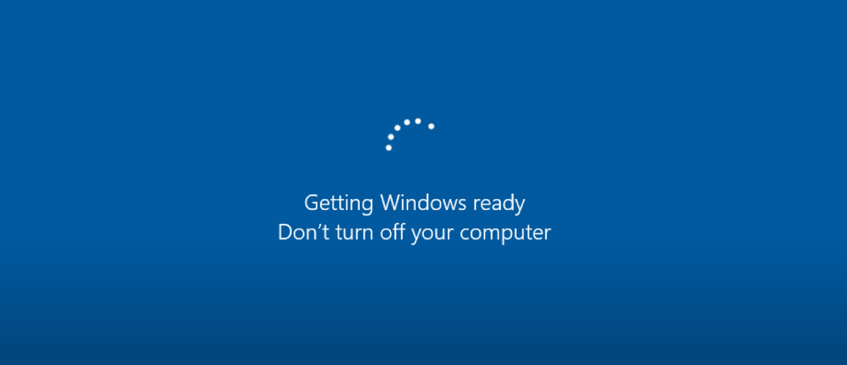 What Happens If You Turn Your PC Off During a Windows Update?
